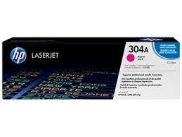 Toner Original Hp Cc533a 304a Magenta | Hp Color Laserjet Cm2320 Cm2320n Cp2020 Cp2025 | 2.8k