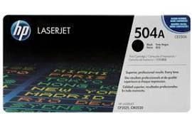 Toner Original Hp Ce250x 504a Black | Hp Laserjet Cp3525 Cp3525dn Cm3530 Cp3525 Cm3530 | 10.5k