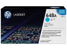 Toner Original Hp Ce261a Ce261az 648a Cyan Laserjet Color Cp4025 Cp4025n Cp4525 Cp4525n 11k