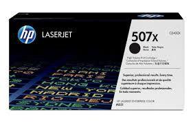 Toner Original  Ce400x 507x Black |   Enterprise 500 Color M575f M575c M570 M551 | 11.4k