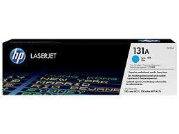 Toner Original Hp Cf211a 131a Cyan | Hp Laserjet Pro 200 M251 M251n M251nw M276 M276nw | 1.8k