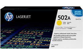 Toner Original Hp Q6472a 502a Yellow | Hp Laserjet Color 3600 3600dn | 4k