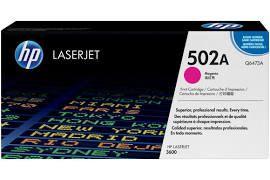 Toner Original Hp Q6473a 502a Magenta | Hp Laserjet Color 3600 3600dn | 4k