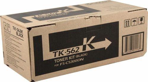 Toner Original Kyocera Tk562 Tk-562 Black   KyoceraMita Fs-c5350dn Fs-c5300 12k