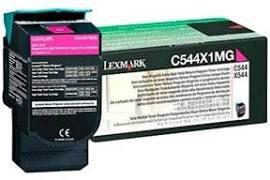 Toner Original Lexmark C544x1mg Magenta | Lexmark C544 C546 X544 X546 X548 | 4k