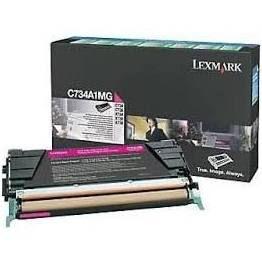 Toner Original Lexmark C734a1mg Magenta | Lexmark C734 C736 X734 X736 X738 | 6k