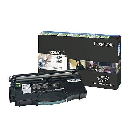Toner Original Lexmark E120 E12018sl 12018sl 2K