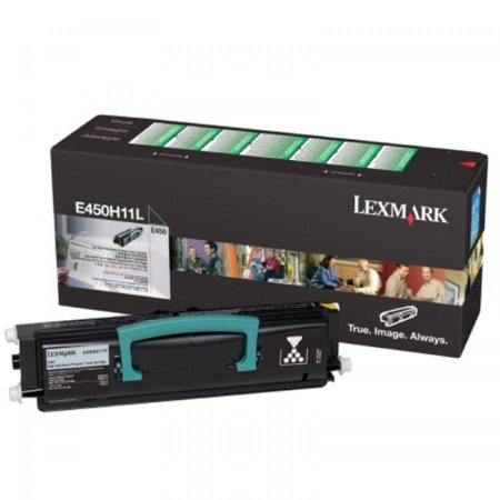 Toner Original Lexmark E450h11l E450 6K