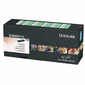 Toner Original Lexmark E460x11b E460x11l E460 15K