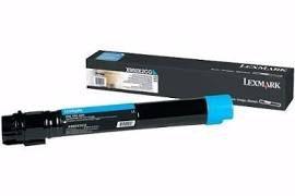 Toner Original Lexmark X950x2cg Cyan | Lexmark X950 X950de X952 X954 | 22k