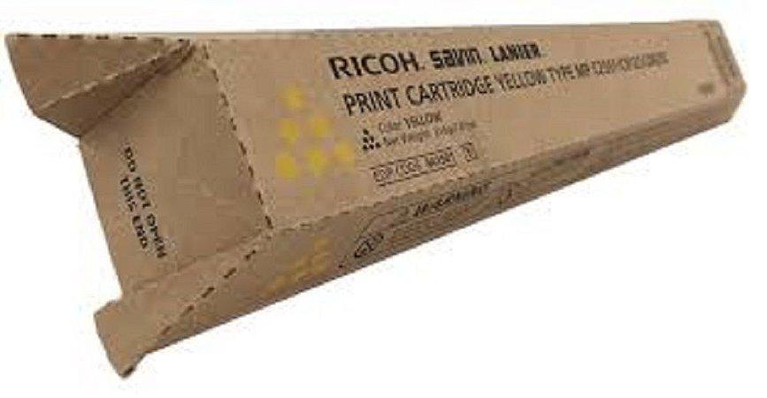 Toner Original Ricoh 841501 Yellow Mp C2030 C2050 C2051 C2550 C2551 9.5k
