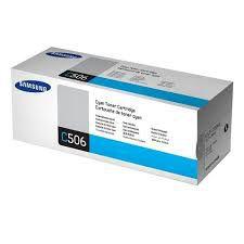 Toner Original Samsung Clt-c506l C506 Cyan | Samsung Clp-680 Clx-6260 | 3.5k
