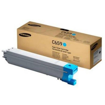 Toner Original Samsung Clt-c659s C659 Cyan | Samsung Clx-8640 Clx-8650 | 20k
