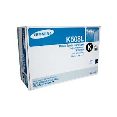 Toner Original Samsung Clt-k508l K508 Black Clp620 Cl670 Clp615 Clx6220 Clx6270 5.5k