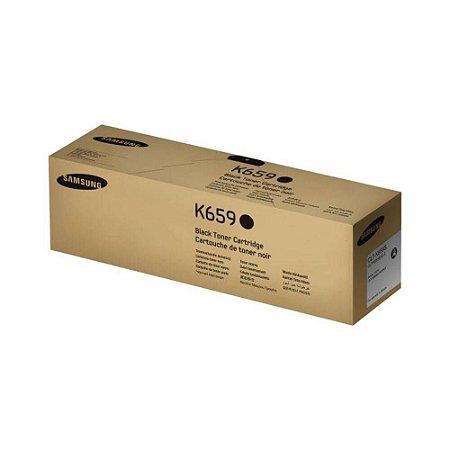 Toner Original Samsung Clt-k659s K659 Black | Samsung Clx-8640 Clx-8650 | 20k