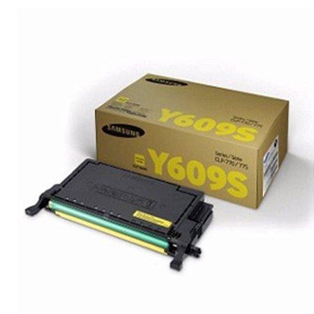 Toner Original Samsung Clt-y609s Y609 Yellow | Clp-775 Clp-770 | 7k