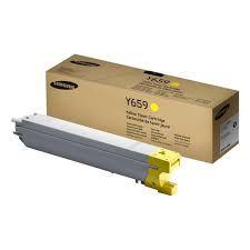 Toner Original Samsung Clt-y659s Y659 Yellow | Samsung Clx-8640 Clx-8650 | 20k