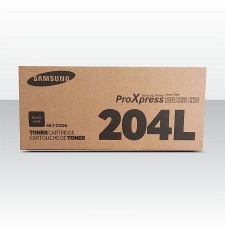 Toner Original Samsung D204 D204L M3325 M3825 M4025 M3375 M3875 M4075 5K