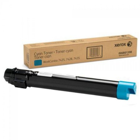 Toner Original Xerox 006r01520 Cyan | Workcentre 7535 7830 7835 7845 7855 7970 7505 7530 7545 15k