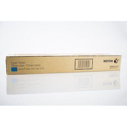 Toner Original Xerox 006r01532 Cyan | Xerox X550 X560 X570 | 34k