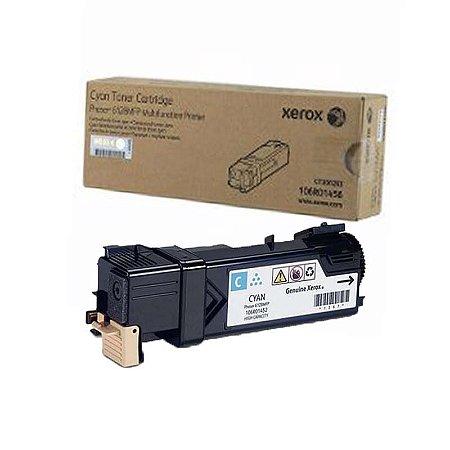 Toner Original Xerox 106r01456 Cyan | Xerox Phaser 6128mfp | 2.5k