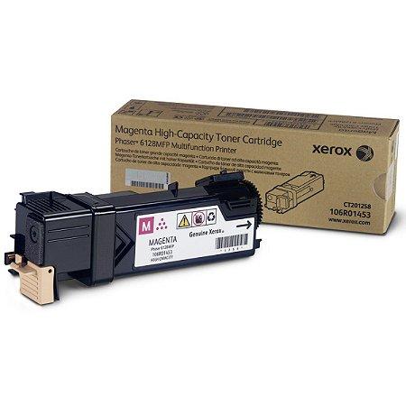 Toner Original Xerox 106r01457 Magenta | Xerox Phaser 6128mfp | 2.5k