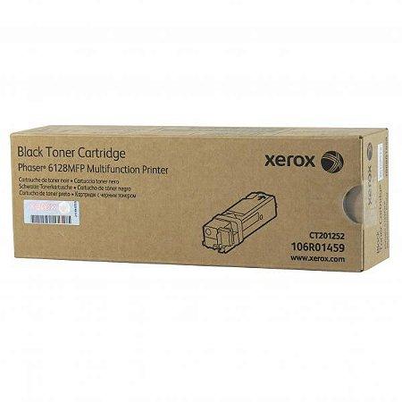 Toner Original Xerox 106r01459 Black | Xerox Phaser 6128mfp | 3.1k