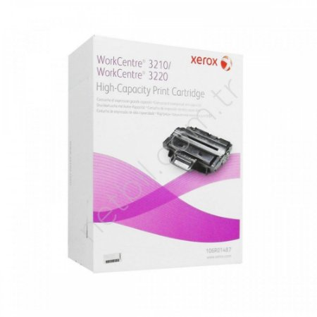 Toner Original Xerox 106R01487 Phaser 3220 3210 5k