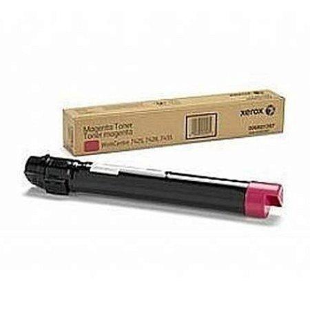 Toner Original Xerox Wc 7120 7125 Magenta 006R01463 15K