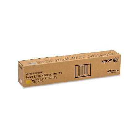 Toner Original Xerox Wc 7120 7125 Yellow 006R01462 15k