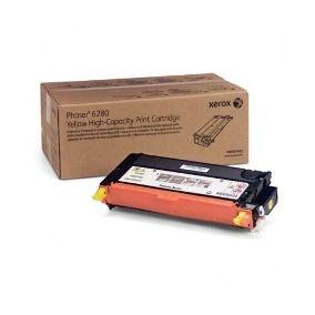 Toner Original Xerox Yellow 106r01402 Phaser 6280 5.9k
