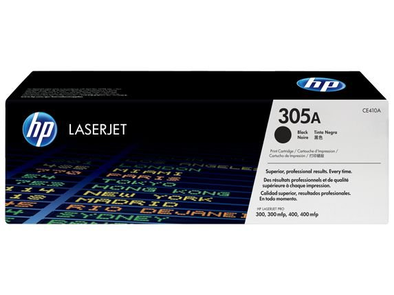 Toner Original Hp Ce410x 410x 305a Black | Hp Pro 400 M451dw M451dn M451nw M475dw M475dn | 4k
