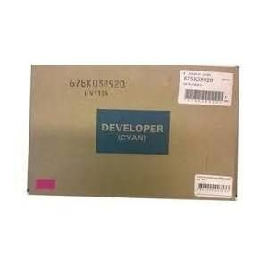 Revelador Original Xerox 675k38920 Cyan WC 7132 7232 7242