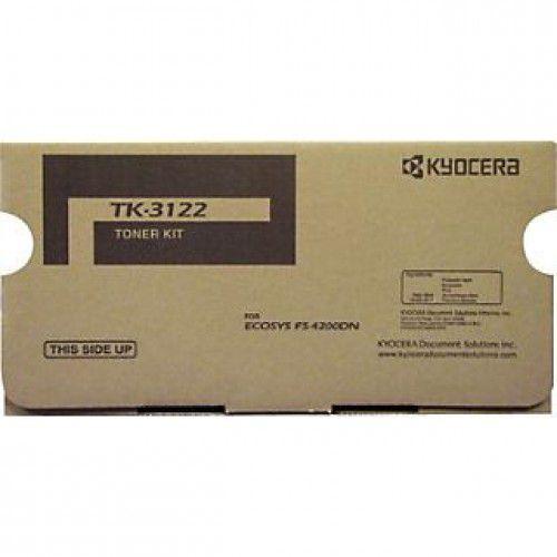kit 6 unToner Original Kyocera Tk3122 Tk-3122 | Fs4200 Fs4200dn M3550idn 21k