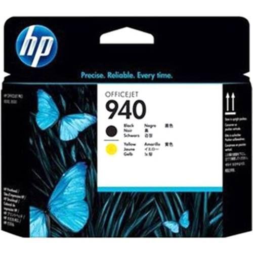 Cabeça impressão 940 Preto Yellow C4900a Hp 8000 8500 venc 04/2014 c/ garantia