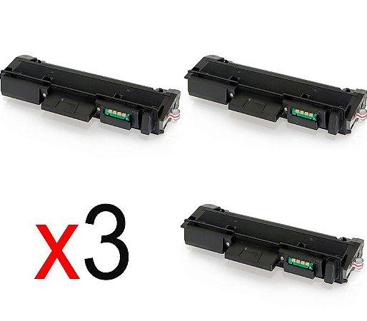 kit 3 un toner Compatível Xerox 106r02778 Workcentre 3215 WC3225 Phaser 3052 Phaser 3260 Bestchoice 3k