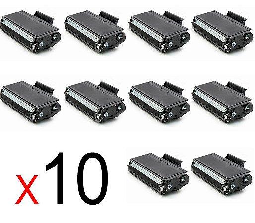 kit 10 un Toner Compatível Brother Tn580 Tn-580 Tn650 Tn-650 Hl5350 5370 8480 Byqualy 7K