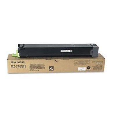 Toner Original Sharp MXC40NTB MX-C40NTB Black MX C311 C312 C400 C401 C402 10k