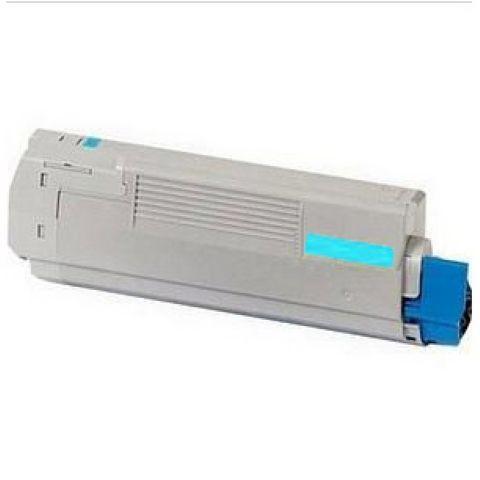 Toner Original Okidata C911 C931 C941 Cyan 45536523 38k