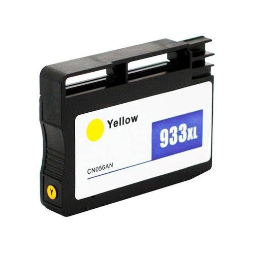 Cartucho Compatível Hp 933xl Yellow Cn056ab Officejet 7610 7110 7612 7510 7100a 13ml