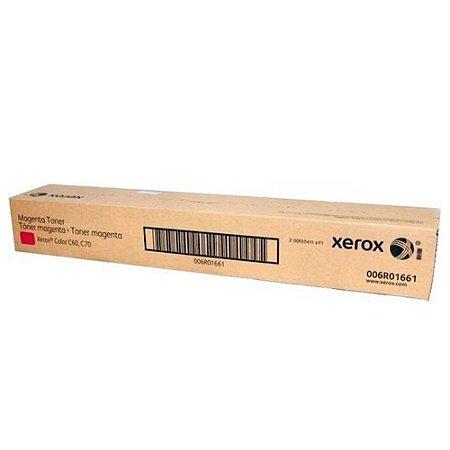 Toner Original Xerox Color 006r01661 Magenta C60 C70 21k