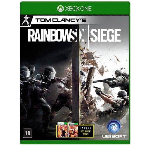 Game Tom Clancys Rainbow Six Siege Xbox One
