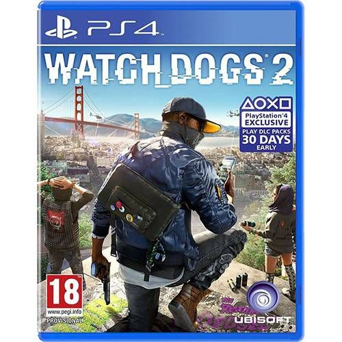 Game Watch Dogs 2 PS4