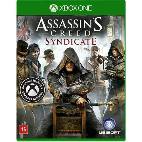 Game Assassins Creed Syndicate: Signature Edition - Xbox one