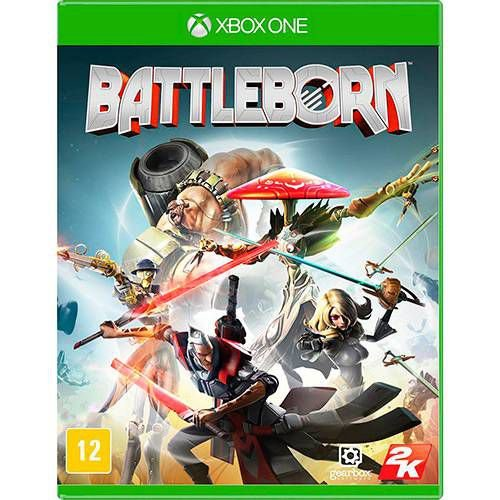 Game Battleborn - Xbox One
