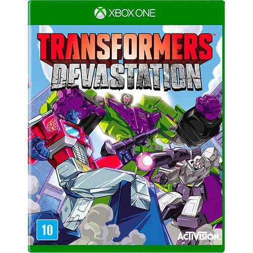 Game Transformers Devastation - Xbox One