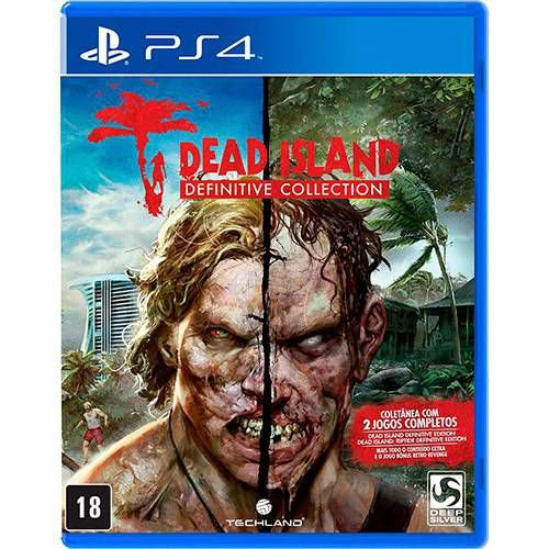 Game Dead Island: Definitive Collection - PS4