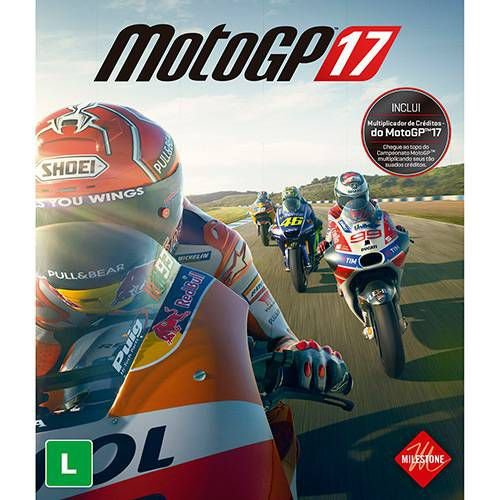 Game Moto Gp 17 - Xbox One