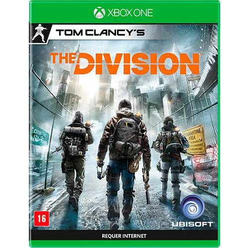 Game Tom Clancys The Division - Xbox One