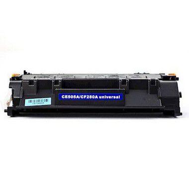 Toner Compatível Hp Ce505a 05a 505a Cf280a 80a 280a | P2050 P2035 P2055 M401 M425 Bravo 2.3k